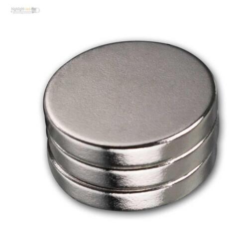 Größen zur Auswahl Neodym Magnet Sets Neodymiummagnet Supermagnete 3 versch