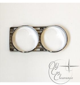 1966-Lincoln-Continental-Headlight-Grill-Bezel-RH-C6VY13064A