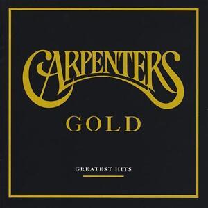 CARPENTERS-GOLD-GREATEST-HITS-CD-THE-BEST-OF-RICHARD-KAREN-CARPENTER-NEW