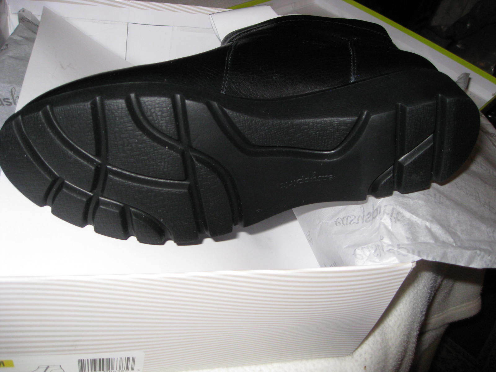 New EASY SPIRIT Ocili Black Boot Boot Boot SIZE 9 Ladies Ankle Zip E360 Easy Spirit BOOTIE 783f59
