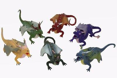 Stretchtier Drache versch Farben Spieltier Fantasy NaTierliche Geschenke 175011