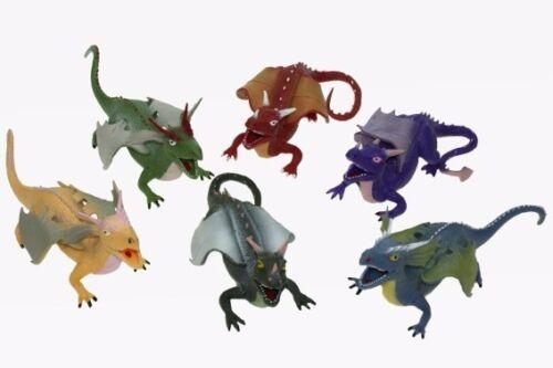 Stretchtier Drago DIV colori GIOCO ANIMALI FANTASY natierliche regali 175011