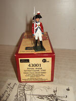 Britains 43001 British Private 1st Foot Guards grenadier Guards 1795 In 54mm.