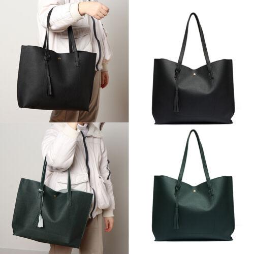 Satchel PU Leather Crossbody Bags Shopping Totes Women/'s Handbag Shoulder Bag