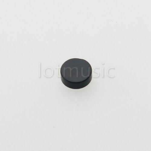 500 Pcs Black Guitar Fingerboard Dots Inlays Diameter 6mm Guitar Part