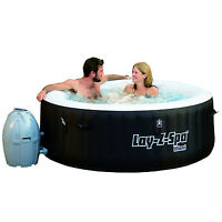 Bestway Lay-z-spa 71 X 26 Inch Inflatable Portable 4-person Spa Hot Tub | 54124 on sale