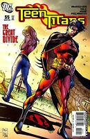 TEEN TITANS (2003) #55 (DC COMICS)