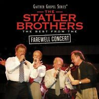 The Statler Brothers - Best From The Farewell Concert [new Cd] on Sale