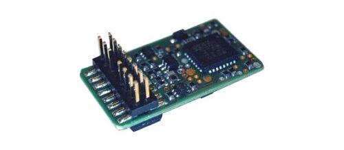 ## Kuehn 82660 Decoder T125-16 V2 PluX16 Stecker NEM 658 Neu in OVP ##