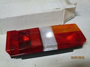gemma fanalino posteriore fiat 124 1a serie rear light Rücklicht