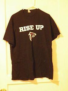 5fe66940 Details about Men's Atlanta Falcons Rise Up T-Shirt....Size XL