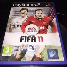 FIFA 11 PLAYSTATION 2 Ps2 ***