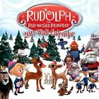 Rudolph The Red Nosed Reindeer 2017 Wall Calendar by Aquarius 9781554843442