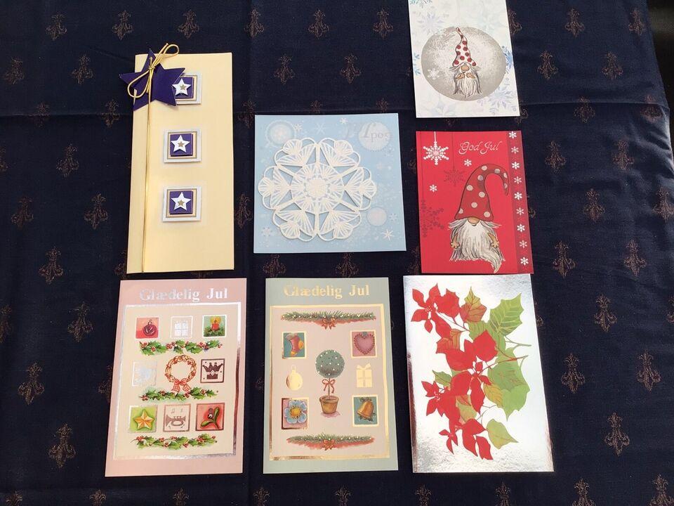 Ubrugte julekort