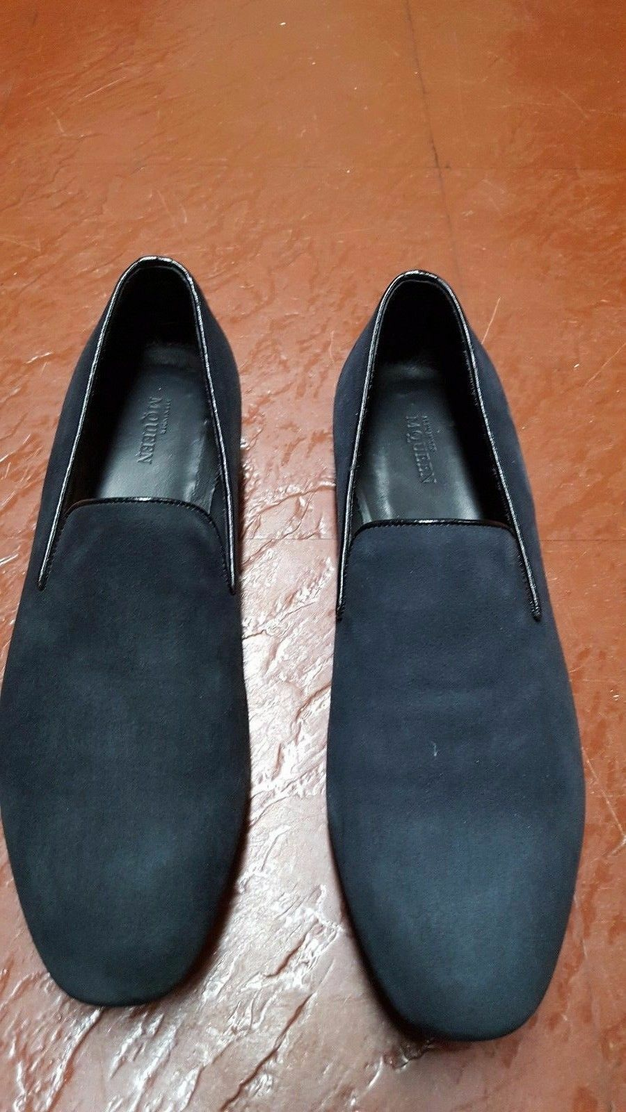 ALEXANDER MCQUEEN BY SLIP ON 10 SUEDE BY MCQUEEN OFFICINE CREATIVE cdb2fd