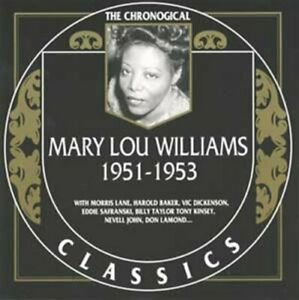 Mary-Lou-Williams-Chronological-Classics-1951-1953-CD