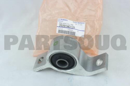 20201AC120 Genuine Subaru BUSH ASSY T//V L RRH 20201-AC120