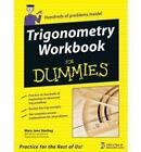 Trigonometry Workbook for Dummies  (R) by Mary Jane Sterling (Paperback, 2005)