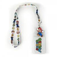 Nintendo Mario Jump Lanyard