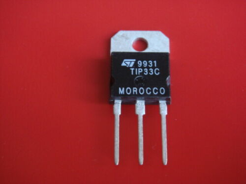 SOT-93 Transistor TIP33C  TO-218 1 Stück