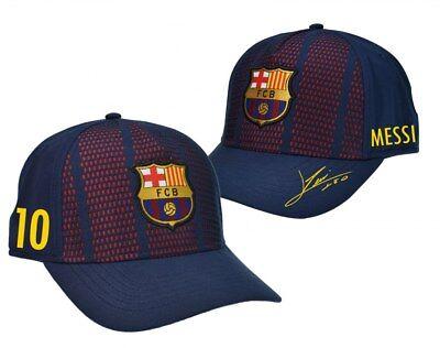 Cappello Barcelona Ufficiale Barcellona Originale 10 Barca Berretto Leo Messi Ineguale Nelle Prestazioni