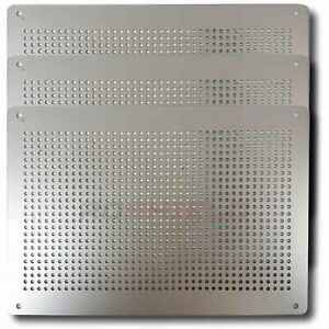 Roshield Heavy Duty Air Vent Cover Medium - Rat & Mouse Prevention Control x 3