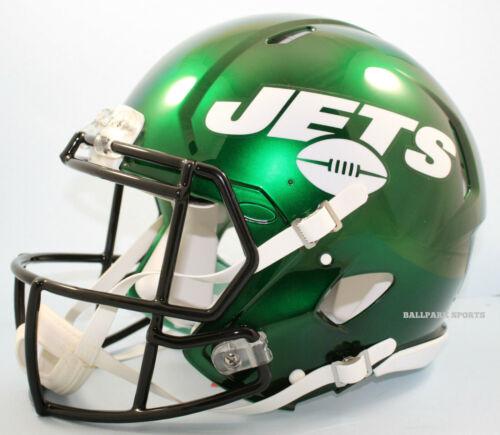 2019 NEW YORK JETS Riddell Full-Size Speed Authentic Helmet