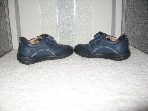 new concept 8e33c 3b730 Startrite Garçon Navy en Flexy 4s Taille pour Bleu Air cuir Chaussures Soft  xq0Szgq4
