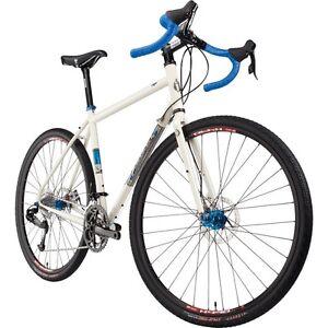 NEW-2013-Salsa-Vaya-2-Disc-Brake-Touring-Commuter-Road-Bicycle-SRAM-2-X-10-55cm