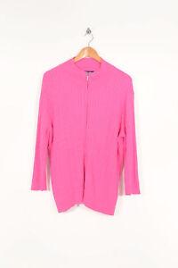 Hot Knit xxl Chaps Lauren Ralph Women's Pink Vintage Cardigan Cable tx7zw00qX