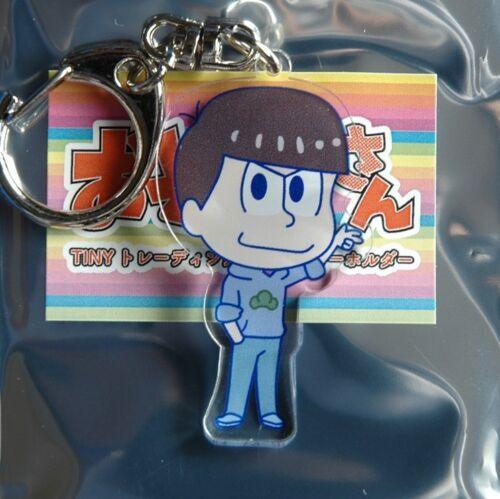 Acrylic Key Chain TINY Osomatsu-san Karamatsu Choromatsu Ichimatsu Todomatsu