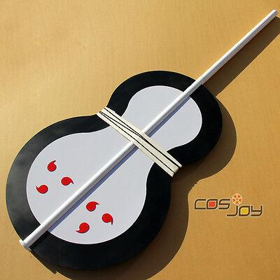Naruto Madara Uchiha's Gunbai Fan Cosplay Prop 0355