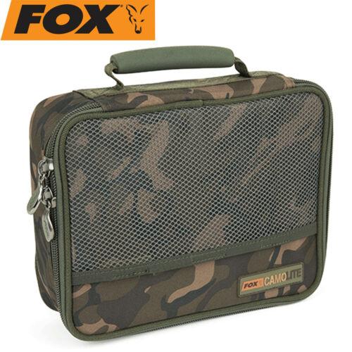 Zubehörtasche Angeltasche Fox Gadgets Safe 30x23x9cm Tackletasche Tasche