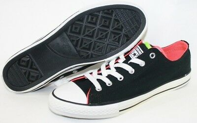 NEW Converse Youth Girls Maddie SlipOn LowTop Sneakers Pnk//Blk #665362F 142R tk