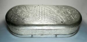 Beautiful-Asian-St-Silver-Trinket-Box-with-3-Compartments