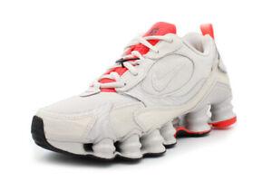 Nike Shox TL Nova Damen Schuhe Sneaker CU3445-001 Sport Laufen Neu Weiß 39