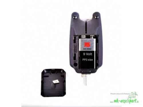 show original title Details about  /MK Digital Wireless Bite Indicator 3+1 Blue 3er set with receiver 9v