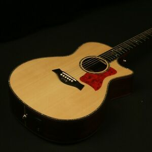 New-Arrivals-Electric-Acoustic-Guitar-Solid-Sitka-Spruce-Top-Real-Abalone-Inlay