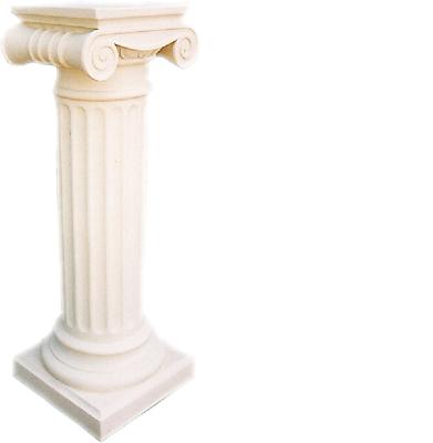 Colonna Greca Stile Antico Design Pilastri Pilastri Lusso Nuovo 100cm Grande Nuovo- Buona Conservazione Del Calore