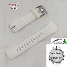 Timex Pulsera de repuesto t49861-reloj intercambio de repuesto original de cambio e-Tide & Temp