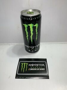 Monster-Energy-Drink-32oz-Original-Bottom-Emptied-Can-With-Flaws