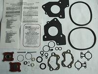 Camaro Corvette Pontiac 1982-84 Throttle Body Injection Tbi Rebuild Kit Does 2