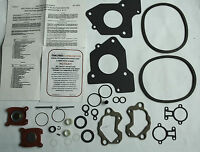 Camaro Corvette Pontiac 1982-84 Throttle Body Injection Tbi Rebuild Kit Does 2