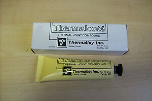 Thermalloy Inc New 250 Thermal Joint Compound