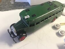 ULRICH COLLECTION HO SCALE 1937 MACK BK INTERSTATE BUS ALL METAL KIT