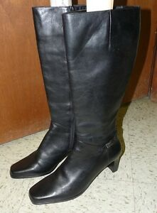 sudini womens knee high fashion boots size 11 wid
