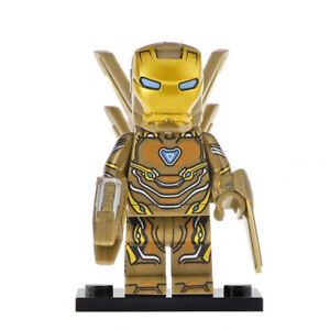 Marvelous Details About Ironman Mk 50 Marvel Avengers End Game Lego Moc Minifigure Toys Gift Kids Theyellowbook Wood Chair Design Ideas Theyellowbookinfo
