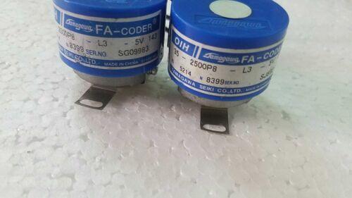 1PCS used good TAMAGAWA Encoder TS5214N8399 #G5847 XH