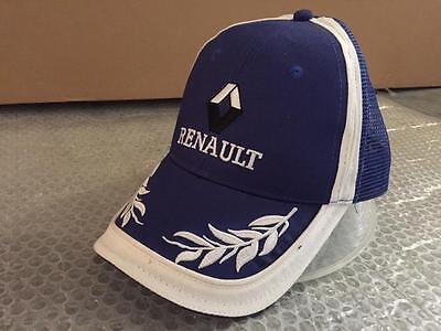Cappello Renault Visiera Cappellino Hat