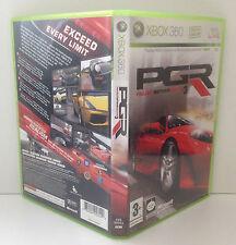 XBOX 360 PGR 3 ***MIB*** XBOX360 PAL 2 Project Gotham Racing 3